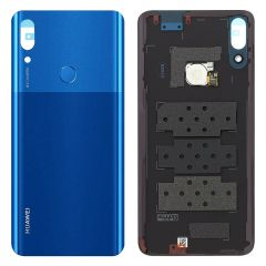 Genuine Huawei P Smart Z Blue Battery Cover - 02352RXX