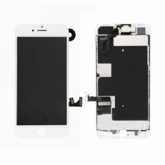Genuine iPhone SE (2020) / 8 LCD Assembly Grade A (Pull Out) (WHITE) - 4087525056