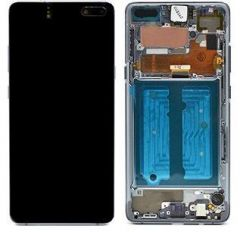 Official Samsung Galaxy S10 5G G977 Majestic Black LCD Screen & Digitizer - GH82-20442B