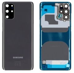 Official Samsung Galaxy S20 Plus 5G/ S20 Plus SM-G985 Grey Battery Cover - GH82-22032E
