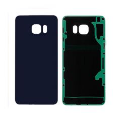 Samsung Galaxy S6 Edge+ Back Cover w/Adhesive (BLACK) OEM - 5502145066514