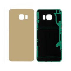 Samsung Galaxy S6 Edge+ Back Cover w/Adhesive (GOLD) OEM - 5502145066513