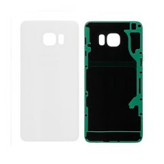 Samsung Galaxy S6 Edge+ Back Cover w/Adhesive (SILVER) OEM - 5502145066508