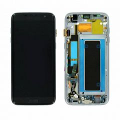 Genuine Samsung Galaxy S7 Edge G935F Black LCD Screen & Digitizer Complete - GH97-18533A
