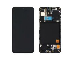 Genuine Samsung Galaxy A31 (SM-A315) Lcd and Touchpad in Black : GH82-22761A ; GH82-22905A