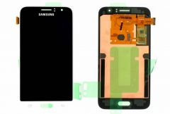 Genuine Samsung SM-J120 Galaxy J1 (2016) White Lcd and touchpad : GH97-18224A
