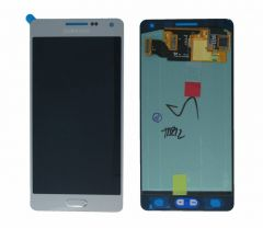Genuine Samsung SM-A500 Galaxy A5 Silver LCD Screen & Digitizer - GH97-16679C