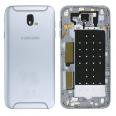 Genuine Samsung Galaxy J5 2017 SM-J530 Silver Rear / Battery Cover - GH82-14576B