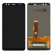 HTC U12 Plus LCD Display Touch Screen Black OEM - 402026074