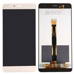 Huawei Honor V8 LCD Touch Screen Assembly With Frame White OEM - 7831365743