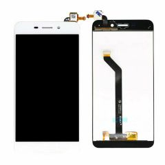 Huawei Honor 6C Pro - Replacement LCD Touch Screen Assembly White OEM - 8440201073