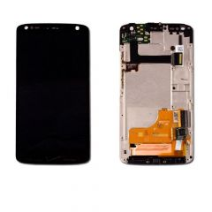 Motorola Moto X Force LCD Black With Frame OEM - 5507002234225