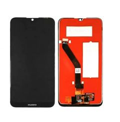 Huawei Y6s 2019 LCD Display Touch Screen Glass Black OEM - 402026076